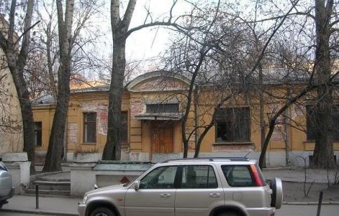 Особняк Соколова. 2007 год.