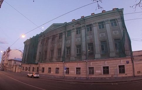 Басманная больница. Фото: Фронде ТВ