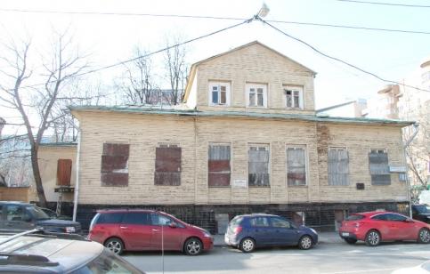 Елоховский проезд, 5. Фото: Фронде ТВ