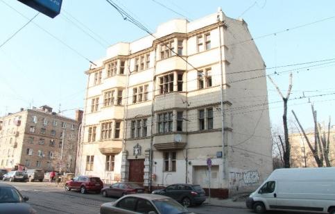 Доходный дом Олтаржевского на Нижней Красносельской улице, 23