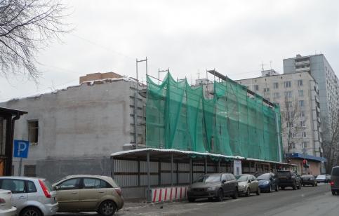 Фото: Наталия Румянцева / Снос здания на Ул.Образцова, 30
