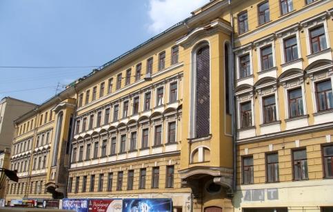 Дом Приваловых на Садовнической ул., 9
