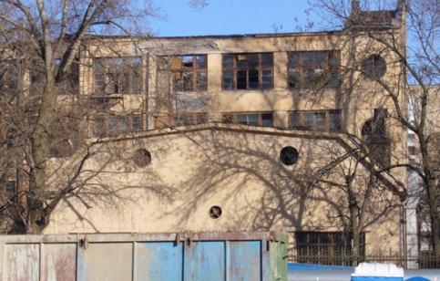 """Типография Лисицкого (здание журнала """"Огонек"""")"""