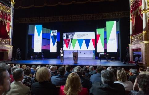 Фото: пресс-служба IV Санкт-Петербургского международного культурного форума