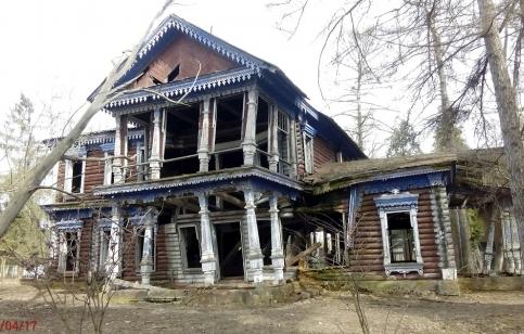 Фото: Мосгорнаследие
