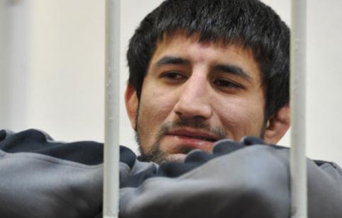 Самбист Мирзаев в суде