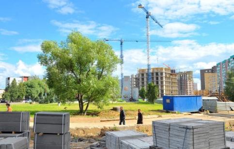 """Строительство в """"новой Москве"""""""