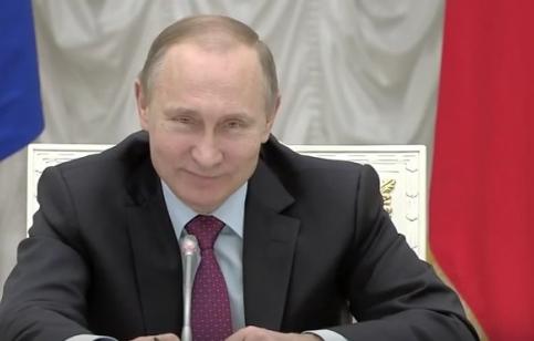 Владимир Путин на заседании Совета по культуре и искусству 25 декабря 2015 года